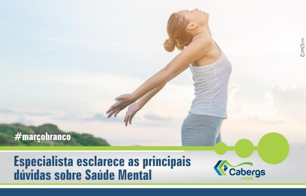 bb2bb6bc2 Apesar de ser um tema pouco comentado, a Saúde Mental merece total atenção.  Só no Brasil, segundo a Organização Mundial de Saúde (OMS), 9,3% da  população ...