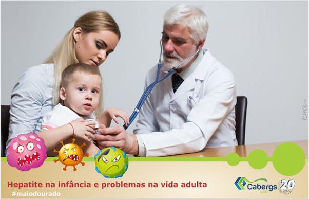 1d39124c168b8 A hepatite na infância pode gerar problemas na vida adulta, dependendo da  variação da doença que a criança teve. A hepatite infecciosa mais comum na  ...